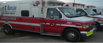 Services – Butler Medical Transport